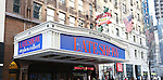 ''The Late Show with Stephen Colbert' - Theatre Marquee