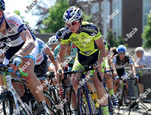 2012-05-28 / Wielrennen / seizoen 2012 / Elite Borsbeek - Stan Ockers Classic / Laurent Donnay..Foto: Mpics.be