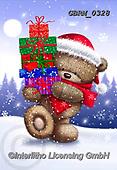 Roger, CHRISTMAS ANIMALS, WEIHNACHTEN TIERE, NAVIDAD ANIMALES, paintings+++++,GBRM0328,#XA#