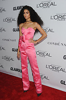 BROOKLYN, NY - NOVEMBER 13: Zendaya  at Glamour's 2017 Women Of The Year Awards at the Kings Theater in Brooklyn, New York City on November 13, 2017. Credit: John Palmer/MediaPunch