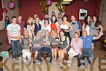Caithriona O'Brien Castleisland who celebrated her 30th birthday in the Kingdom House bar on Saturday night