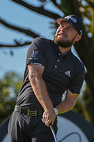 Tyrrell Hatton (ENG) watches his tee shot on 2 during round 3 of the Arnold Palmer Invitational at Bay Hill Golf Club, Bay Hill, Florida. 3/9/2019.<br /> Picture: Golffile | Ken Murray<br /> <br /> <br /> All photo usage must carry mandatory copyright credit (© Golffile | Ken Murray)