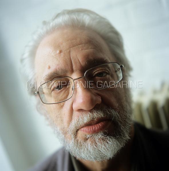 Belgian author Walter van den Broeck (Belgium, 15/09/2007)