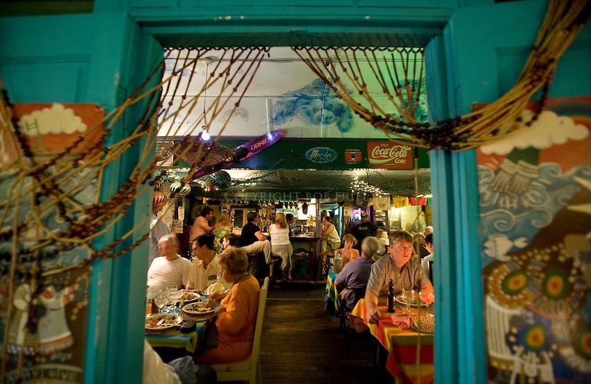 Ragamuffin's Bar & Restaurant.First Street.Holetown, St. James Parish.Barbados