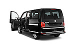 Car images of 2016 Volkswagen Multivan Comfortline BMT 5 Door Passenger Van Doors