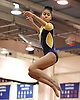 Bethpage gymnastics at Long Beach High School Monday, January 4, 2016. Kathy Benitez - Balance Beam