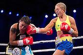 Erica Anabella Farias (Argentina) VS Klara Svensson (Sweden)