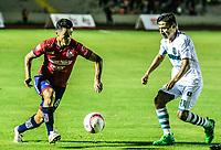Cimarrones de Sonora vs Zacatepec.  4 agosto 2017. <br /> Foto: JAvierSandoval/NortePhoto.com