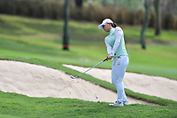 PATTAYA, THAILAND - FEBRUARY 22: Jin Young Ko of South Korea pitching onto the 18th green during the second round of the Honda LPGA Thailand 2019 at Siam Country Club Pattaya (Old Course), Pattaya, Thailand on February 22, 2019.<br /> .<br /> .<br /> .<br /> (Photo by: Naratip Golf Srisupab/SEALs Sports Images)<br /> .<br /> Any image use must include a mandatory credit line adjacent to the content which should read: Naratip Golf Srisupab/SEALs Sports Images