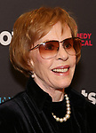 "Carol Burnett attends the Broadway Opening Night of ""Tootsie"" at The Marquis Theatre on April 22, 2019  in New York City."