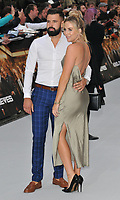 "Lee Cronin and Lydia Bright at the ""King of Thieves"" world film premiere, Vue West End, Leicester Square, London, England, UK, on Wednesday 12 September 2018.<br /> CAP/CAN<br /> ©CAN/Capital Pictures"