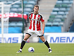Sheffield United's Paul Coutts in action during the League One match at the Priestfield Stadium, Gillingham. Picture date: September 4th, 2016. Pic David Klein/Sportimage