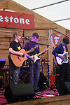 Music generation Louth on the Firestone stage at the Vantastival , Beaulieu House, Louth, Ireland. 01/06/2019.<br /> Picture Rob Kearney / Newsfile.ie<br /> <br /> <br /> All photo usage must carry mandatory copyright credit (© Newsfile | Rob Kearney)