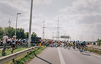 "hairpin crash<br /> <br /> Antwerp Port Epic 2018 (formerly ""Schaal Sels"")<br /> One Day Race:  Antwerp > Antwerp (207 km; of which 32km are cobbles & 30km is gravel/off-road!)"