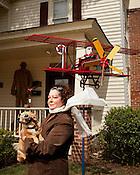 Outsider's Gallery Owner, Pamela Gulton, Durham, NC, July 14, 2012.