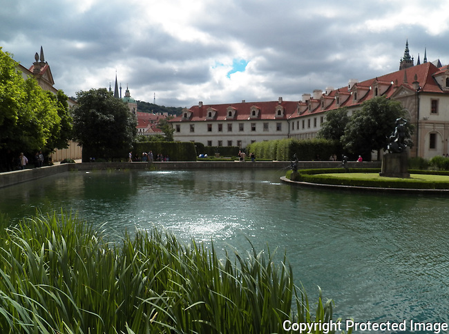 Wallenstein Garden<br />