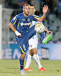 Getafe's Medhi Lacen during La Liga match.September 18,2015. (ALTERPHOTOS/Acero)