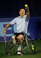 16-11-07, Netherlands, Amsterdam, Wheelchairtennis Masters 2007, Vink