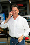 Tom Hanks at the premiere of 'The Ant Bully' at Grauman's Chinese Theater in Holllywood, California on July 23, 2006. Photo by Nina Prommer/Milestone Photo.