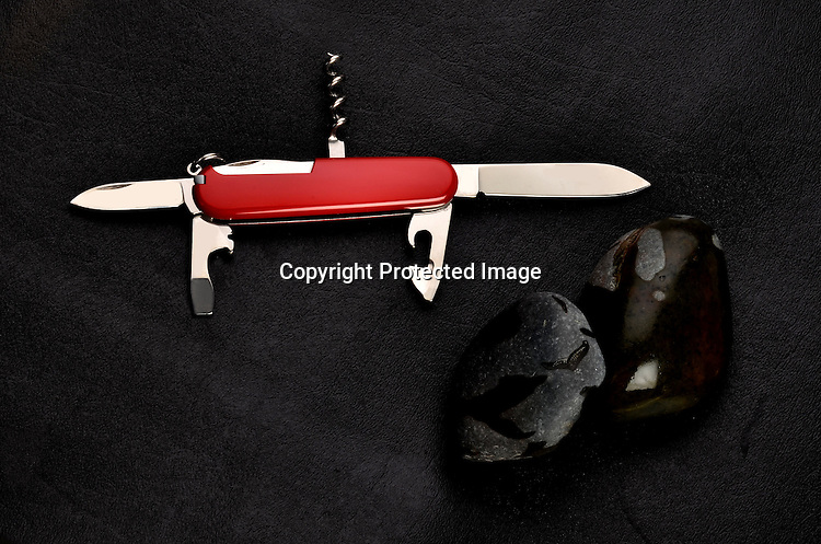 Stock photos of Swiss Army Knife