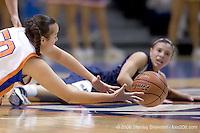 Boise St Basketball W 2006-07 v Utah St