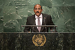 Antigua and Barbuda<br /> H.E. Mr. Gaston Alphonso Browne<br /> Prime Minister<br /> <br /> <br /> General Assembly Seventy-first session 20th plenary meeting<br /> <br /> General Debate