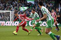 2019.01.20 La Liga Real Betis VS Girona CF