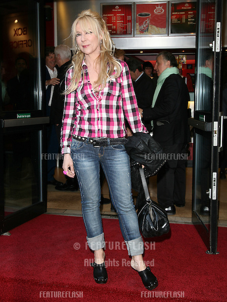 Morwenna Banks arriving for the 'Boogie Woogie' Premiere at The Prince Charles Cinema, Leicester Square, London. 13/04/2010  Picture by:  Alexandra Glen / Featureflash
