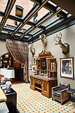 USA, Colorado, Aspen, interior of the Hotel Jerome, downtown Aspen