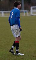 Rangers v Dundee United U19 040211