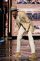 Lakeith Stanfield onstage during the live ABC Telecast of The 90th Oscars&reg; at the Dolby&reg; Theatre in Hollywood, CA on Sunday, March 4, 2018.<br /> *Editorial Use Only*<br /> CAP/PLF/AMPAS<br /> Supplied by Capital Pictures