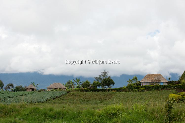 Mount Hagen, Papua New Guinea.