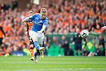 St Johnstone v Dundee United....17.05.14   William Hill Scottish Cup Final<br /> David Wotherspoon fires in a shot at goal<br /> Picture by Graeme Hart.<br /> Copyright Perthshire Picture Agency<br /> Tel: 01738 623350  Mobile: 07990 594431