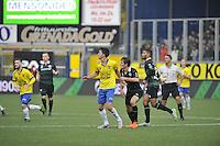 VOETBAL: LEEUWARDEN: 08-11-2015, SC Cambuur - FC Groningen, uitslag 2-2, ©foto Martin de Jong