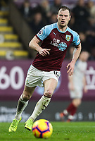 Burnley's Ashley Barnes<br /> <br /> Photographer Andrew Kearns/CameraSport<br /> <br /> The Premier League - Burnley v Liverpool - Wednesday 5th December 2018 - Turf Moor - Burnley<br /> <br /> World Copyright &copy; 2018 CameraSport. All rights reserved. 43 Linden Ave. Countesthorpe. Leicester. England. LE8 5PG - Tel: +44 (0) 116 277 4147 - admin@camerasport.com - www.camerasport.com