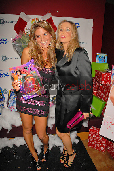 Bridgetta Tomarchio and Valerie Norgaard<br /> at Bridgetta Tomarchio B-Day Bash and Babes in Toyland Toy Drive, Lucky Strike, Hollywood, CA. 12-04-09<br /> David Edwards/Dailyceleb.com 818-249-4998