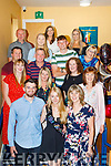 Corrina Brazil from Tralee, front centre, celebrated her 18th birthday in the Kingdom Greyhound Stadium, Tralee last Saturday night along with family and friends.