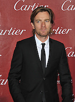 Ewan McGregor at the 2014 Palm Springs International Film Festival Awards gala at the Palm Springs Convention Centre.<br /> January 4, 2014  Palm Springs, CA<br /> Picture: Paul Smith / Featureflash