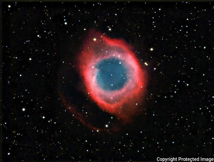 planetary nebula ngc 7293