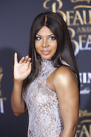 www.acepixs.com<br /> <br /> March 2 2017, LA<br /> <br /> Toni Braxton arriving at the premiere of Disney's 'Beauty And The Beast' at the El Capitan Theatre on March 2, 2017 in Los Angeles, California.<br /> <br /> By Line: Famous/ACE Pictures<br /> <br /> <br /> ACE Pictures Inc<br /> Tel: 6467670430<br /> Email: info@acepixs.com<br /> www.acepixs.com