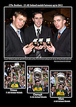 "The O""Se brothers, Tomas, Darragh and Marc winners of 15 All-Ireland medals (as of 2013).<br /> Picture: -macmonagle archive<br /> e: info@macmonagle.com"