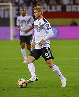 Timo Werner (Deutschland Germany) - 06.09.2019: Deutschland vs. Niederlande, Volksparkstadion Hamburg, EM-Qualifikation DISCLAIMER: DFB regulations prohibit any use of photographs as image sequences and/or quasi-video.