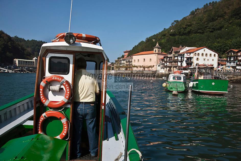 Europe/Espagne/Pays Basque/Guipuscoa/Pays Basque/Pasaia Donibane:
