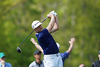 Ryan Vermeer (USA) on the 5th tee during the 1st round at the PGA Championship 2019, Beth Page Black, New York, USA. 17/05/2019.<br /> Picture Fran Caffrey / Golffile.ie<br /> <br /> All photo usage must carry mandatory copyright credit (© Golffile | Fran Caffrey)