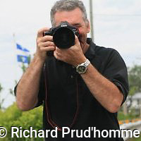 Richard Prud'homme, Freelance photographer who specializes in local  rural scenes,wetlands,events and travel photos.