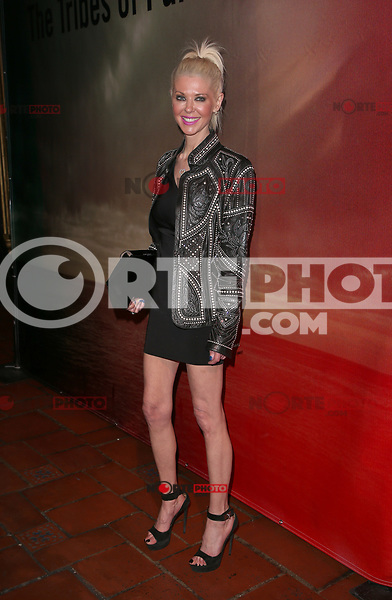 LOS ANGELES, CA - NOVEMBER 17: Tara Reid, at the Tribes Of Palos Verdes Premiere at The Ace Hotel Theater in Los Angeles, California on November 17, 2107. Credit: Faye Sadou/MediaPunch /NortePhoto.com