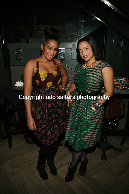 Akima and Maya Gorgoni Attend DJ Jon Quick's 5th Annual Beauty and the Beat: Heroines of Excellence Awards Honoring AMBRE ANDERSON, DR. MEENA SINGH,<br /> JESENIA COLLAZO, SHANELLE GABRIEL, <br /> KRYSTAL GARNER, RICHELLE CAREY,<br /> DANA WHITFIELD, SHAWN OUTLER,<br /> TAMEKIA FLOWERS Held at Suite 36, NY