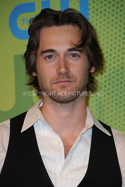 WWW.ACEPIXS.COM . . . . . ....May 21 2009, New York City....Actor Ryan Eggold arriving at the 2009 The CW Network UpFront at Madison Square Garden on May 21, 2009 in New York City.....Please byline: KRISTIN CALLAHAN - ACEPIXS.COM.. . . . . . ..Ace Pictures, Inc:  ..tel: (212) 243 8787 or (646) 769 0430..e-mail: info@acepixs.com..web: http://www.acepixs.com