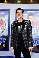 """LOS ANGELES - FEB 12:  Jim Carrey at the """"Sonic The Hedgehog"""" Special Screening at the Village Theater on February 12, 2020 in Westwood, CA"""