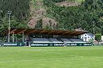 04.07.2019, Parkstadion, Zell am Ziller, AUT, TL Werder Bremen Zell am Ziller / Zillertal Tag 00<br /> <br /> im Bild<br /> Trainingsplatz / Spielrasen im Parkstadion, Feature, <br /> <br /> Foto © nordphoto / Ewert